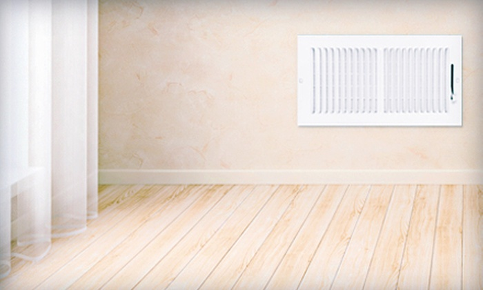 Comfort First Heating and Cooling Inc. - Raleigh / Durham: $39 for a 12-Point Air-Conditioning Inspection and Tune-Up from Comfort First Heating and Cooling Inc. ($199 Value)