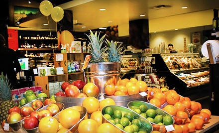 $30 Groupon to Lemon Tree Grocer - Lemon Tree Grocer in Downers Grove
