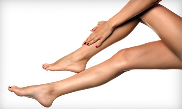 Spa 324 - University City: $99 for Two Sclerotherapy or Vein-Removal Treatments at Spa 324 in Encinitas ($500 Value)