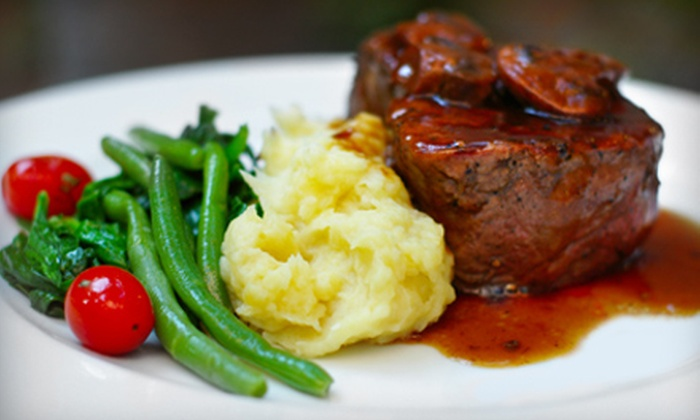 Thee Olde Place Inn - Pleasant Hills: $20 for $40 Worth of Upscale American Fare at Thee Olde Place Inn in Baldwin