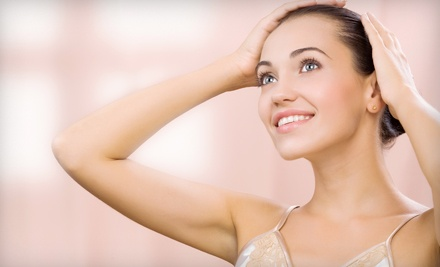 $20 Worth of Waxing Services for a Small Area - Raw Esthetics in Rocky River