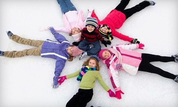 Utah Olympic Oval - Snyderville: Ice-Skating Outing for One, Two, or Five or Curling Outing at Utah Olympic Oval in Kearns (Up to 52% Off)