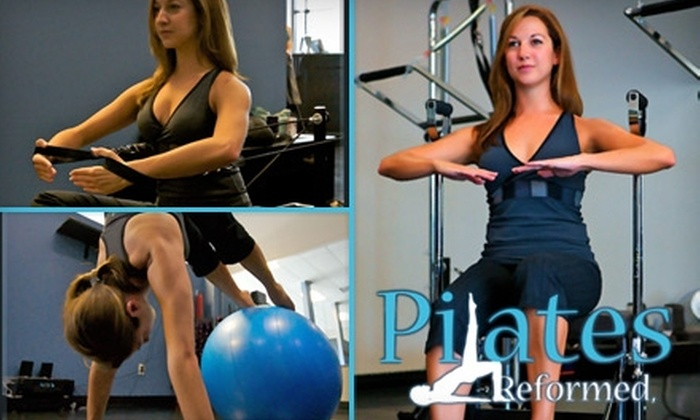 Pilates Reformed - Overland Park: $19 for Two Pilates Reformer Circuit Classes from Pilates Reformed ($68 Value)