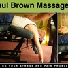 43% Off at Paul Brown Massage Therapy