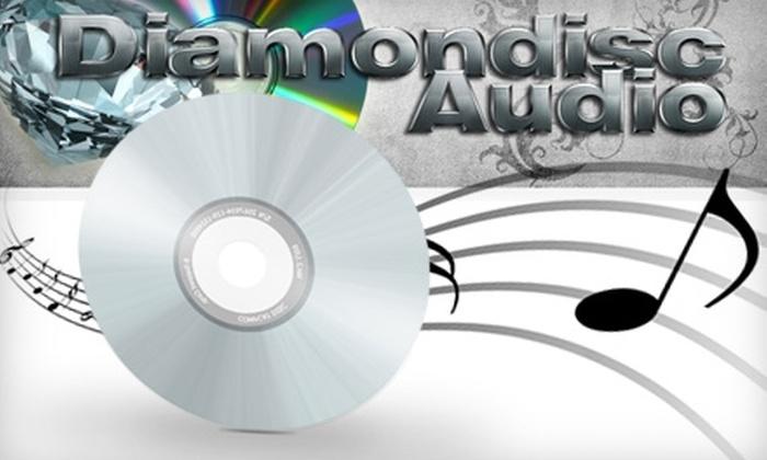 Diamondisc Audio - Stonemeade: $15 for Professional Sound Mastering of One Song at Diamondisc Audio ($30 Value)