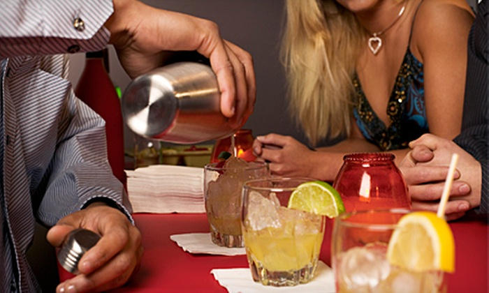 Charlotte Bartending School - North Raleigh: Introductory Mixology Class or Bartending-Certification Course at Charlotte Bartending School (Up to 74% Off)
