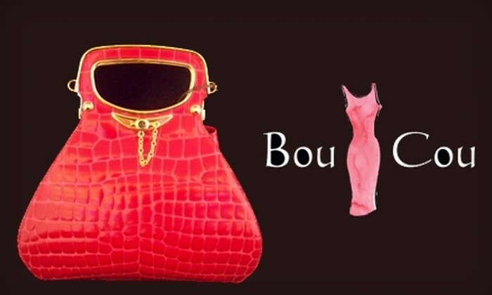 BouCou - Montgomery: $25 for $50 Worth of Jewelry and Gifts, Plus 50% Off Monogramming at BouCou