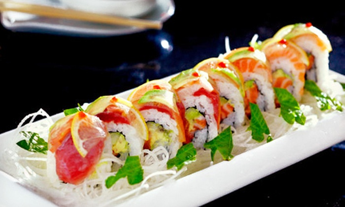Deep Sushi - Deep Ellum: $15 for $30 Worth of Sushi and Japanese Food at Deep Sushi