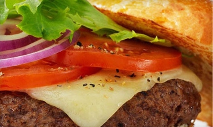Food Fetchers - Cleveland Heights: $15 for $30 Worth of Restaurant-Fare Delivery from Food Fetchers