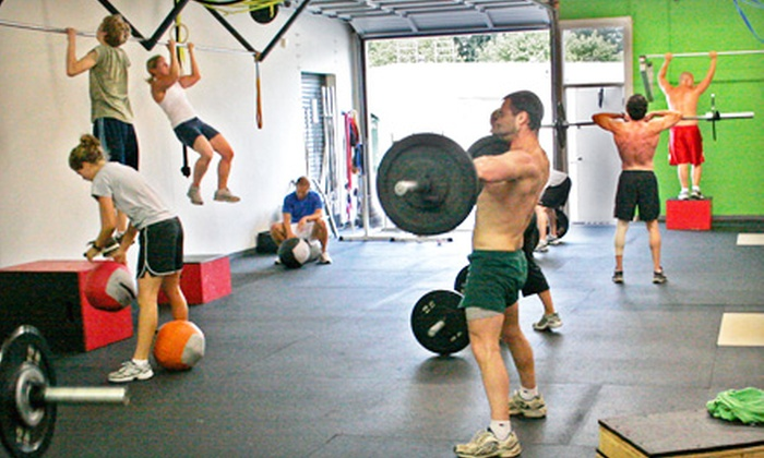 CrossFit From the Ashes - Western: $49 for 10 Classes at CrossFit from The Ashes ($100 Value)