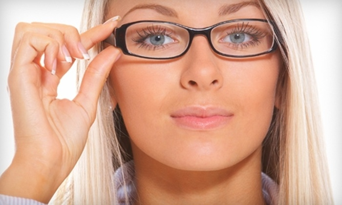 Eye Trends - Memorial Plaza: $70 for $150 Toward Prescription Glasses at Eye Trends in College Station
