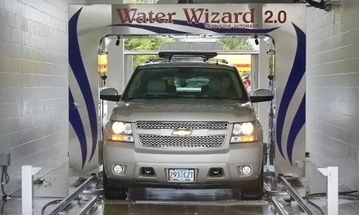 The Drive In Car Wash - Hubbard: $12 for a $25 Car Wash Card at The Drive In Car Wash in Hubbard
