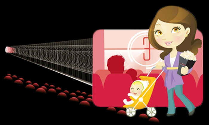 Empire Studio 12 Guildford - Guildford: $7 for a Reel Babies Movie Package at Empire Theatres (Up to $14.88 Value)