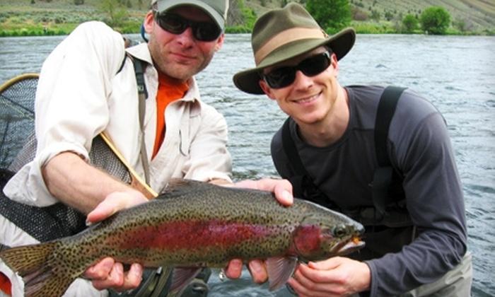 Kaufmann Streamborn - Estacada: $47 for a Six-Hour On-Site Fly-Fishing Class from Kaufmann Streamborn ($95 Value)