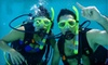 Squalo Divers - North Miami Beach: One, Three, or Five Instructor-Led Pool Dives at Squalo Divers in North Miami Beach (Up to 68% Off)