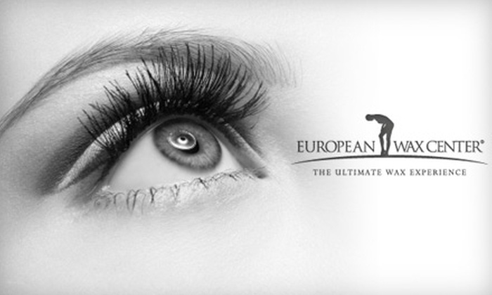 European Wax Center - Multiple Locations: $99 for One Year of Unlimited Brow Waxing at European Wax Center. Choose from Six Locations.