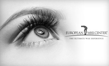 49 Off Eyebrow Waxing European Wax Center Groupon