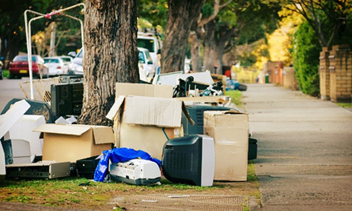 Dirty Works - Raleigh West: $75 for 2 Cubic Yards of Junk Removal from Dirty Works ($170 Value)