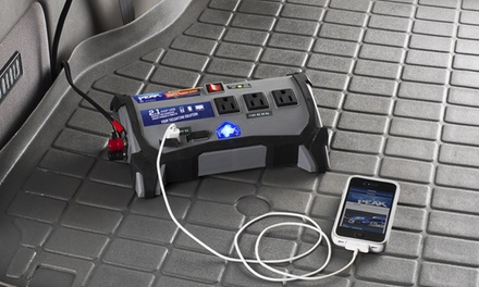 400W Tailgate Mobile Power Strip