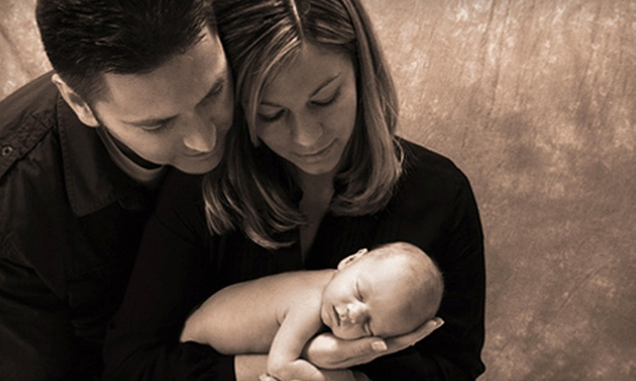 Sears Portrait Studio - Long Island: $42 for a Portrait Package at Sears Portrait Studio ($229.78 Value)