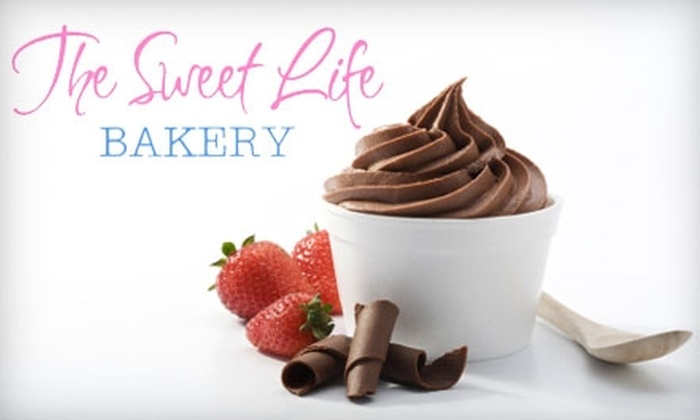 The Sweet Life Bakery & Yogurt Factory - Lakeview: $5 for $10 Worth of Flavorsome Frozen Yogurt at The Sweet Life Bakery and Yogurt Factory