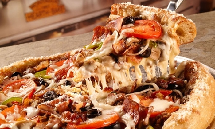 Mellow Mushroom - Multiple Locations: $10 for $20 Worth of Pizza and Drinks at Mellow Mushroom
