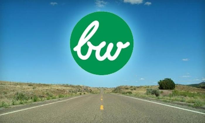 Better World Club: $28 for Basic Auto Roadside Assistance ($67.95 Value) or $19 for Bicycle Roadside Assistance ($51.95 Value) from Better World Club