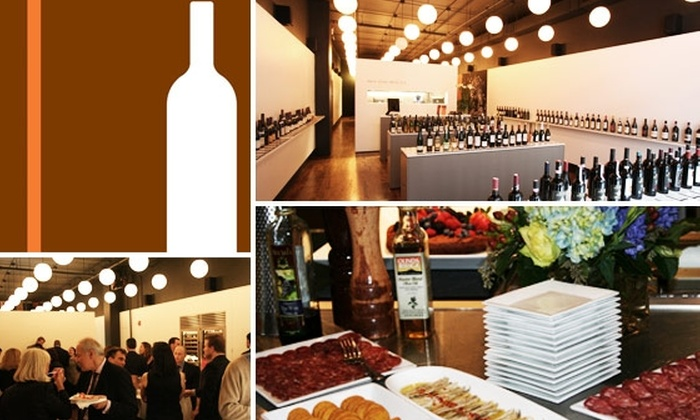 New York Vintners  - New York City: $20 for Your Choice of Wine Class at New York Vintners