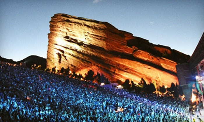 Styx, REO Speedwagon, and Ted Nugent - Red Rocks Amphitheatre: $25 to See Styx, REO Speedwagon, and Ted Nugent at Red Rocks Amphitheatre in Morrison on May 8 (Up to $50 Value)
