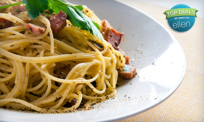 Bertucci's Restaurant & Lounge - Palos Hills: Three-Course Italian Meal for Two or Four at Bertucci's Restaurant & Lounge in Palos Hills (Up to 55% Off)