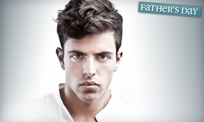 Uomo Modern Barber - Oaklands: $26 for a Men's Cut and $30 Worth of Products at Uomo Modern Barber (Up to $52 Value)