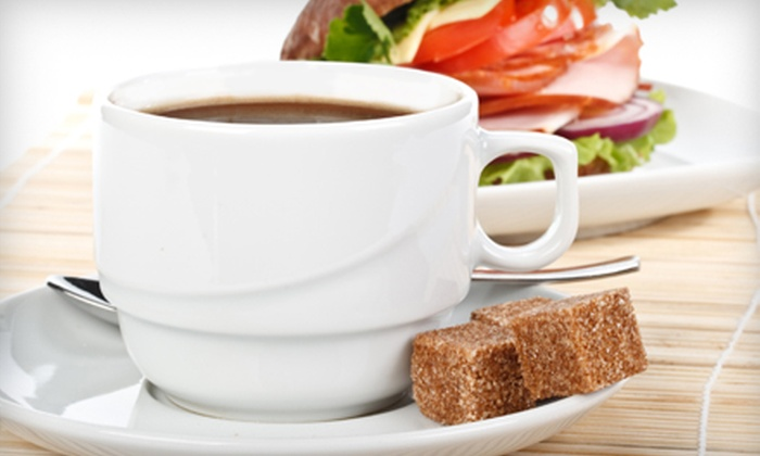 Ambition Coffee House and Eatery - Schenectady: $5 for $10 Worth of Cafe Fare and Drinks at Ambition Coffee House and Eatery in Schenectady
