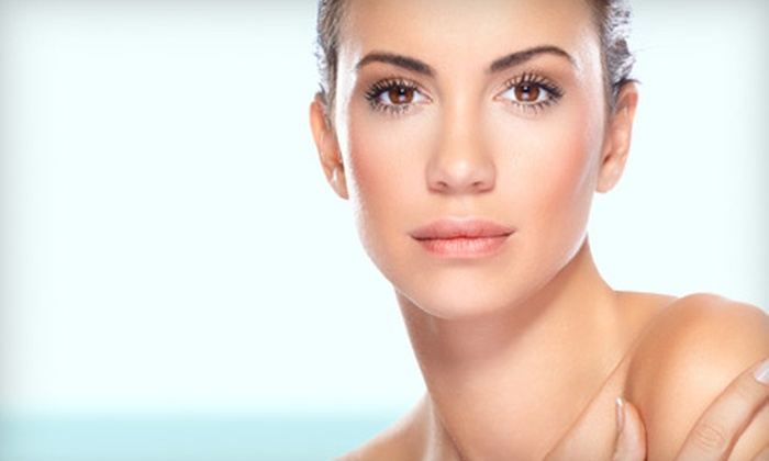Dr. Anire Okpaku - Brickell: Two or Four Exilis Contouring Treatments for the Body or Face at Dr. Anire Okpaku (Up to 79% Off)