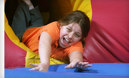 3 Open-Bounce Visits (an $18 value) - Bouncerz Indoor Party Center in Carson City