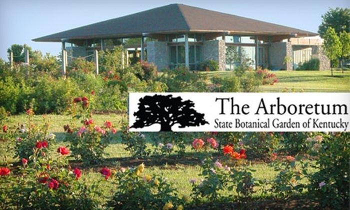 The Arboretum State Botanical Garden of Kentucky - University of Kentucky: Up to 60% Off a One-Year Membership to The Arboretum State Botanical Garden of Kentucky. Choose Between Two Options.