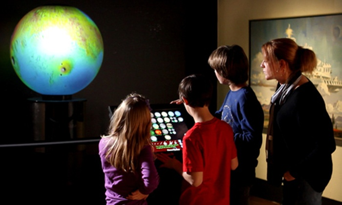 Science Downtown - Downtown,Congress Street: Science Downtown Outing for Two or Four or One-Year Museum Membership for One, Two, or Four (Up to 55% Off)