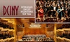 """Distinguished Concerts International New York - Upper West Side: $29 for One Ticket to """"From Sea to Shining Sea"""" on Sunday, March 21, at 2 p.m. at Avery Fisher Hall in Lincoln Center. Buy Here for Center-Orchestra Seats ($60 Value). See Below for Other Seating Options."""