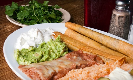 $20 Groupon to Si Senor Mexican Restaurant - Si Senor Mexican Restaurant in Seven Hills