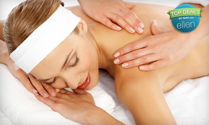 Sterling Spa - Dallas: Spa Package with One or Two Massages or Facials and Hand-and-Foot Scrubs at Sterling Spa (Up to 67% Off)