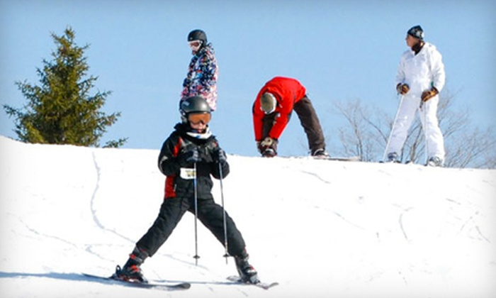 55 off skiing and lodge stay in gaylord treetops resort groupon rh groupon com
