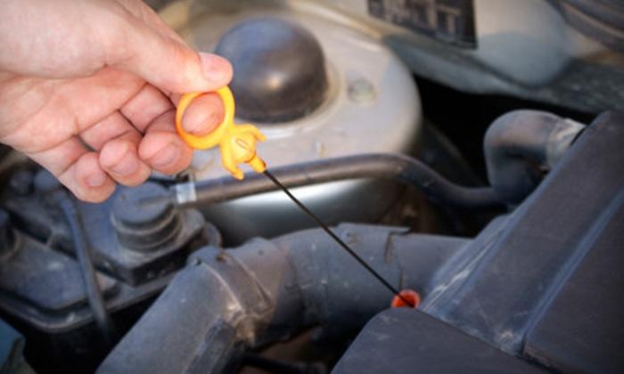Pleasanton Smog and Repair - Pleasanton: Standard or Synthetic Oil-Change Package at Pleasanton Smog and Repair (Up to 89% Off)