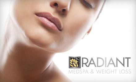 Radiant MedSpa: IPL Photo Facial - Radiant MedSpa in Seattle