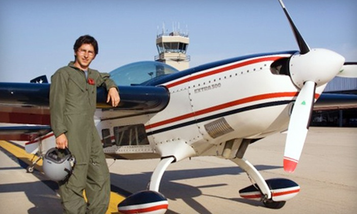 Gauntlet Warbirds - Sugar Grove: $198 for a 30-Minute Ride in Extra 300L Aircraft at Gauntlet Warbirds in Sugar Grove ($330 Value)