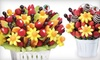 FruitFlowers - Wilmington: $25 for $50 Worth of Edible Floral Arrangements from FruitFlowers