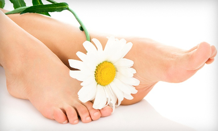 Eternal Youth Medical Spa - Renaissance: Laser Toenail-Fungus-Removal Treatment on One or Both Feet at Eternal Youth Medical Spa (Up to 75% Off)