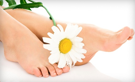 Laser Nail-Fungus-Removal Treatment on 1 Foot (a $600 value) - Eternal Youth Medical Spa in Albuquerque