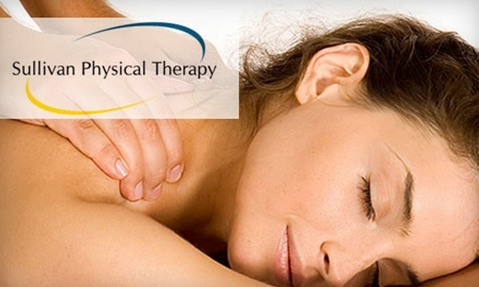 Sullivan Physical Therapy - Northwest Austin: $35 for a One-Hour Therapeutic Massage at Sullivan Physical Therapy ($75 Value)