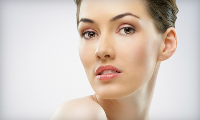 Lux Skin and Makeup Studio - Midtown: Classic Facial or Microphototherapy Facial at Lux Skin and Makeup Studio