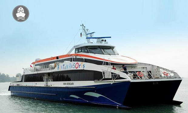 Bintan: Return Ferry Tickets 0