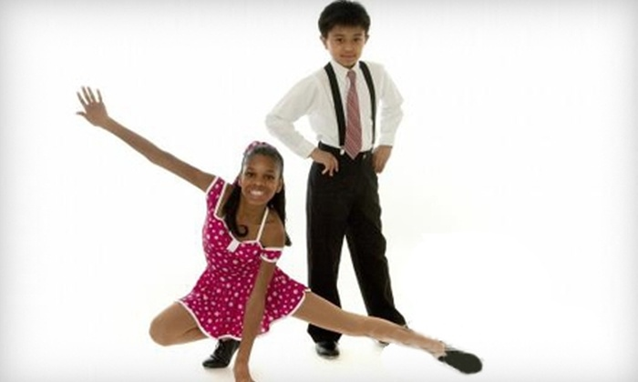 Chesapeake Dance Center - Greenbrier East: $42 for Six Weeks of Summer Dance Classes at Chesapeake Dance Center ($85 Value)
